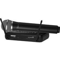 Microfone Shure Svx24br/pg58 É Na )) G Y Iluminação ((
