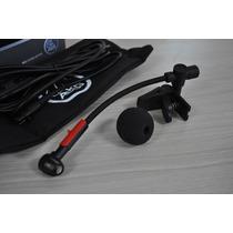 Microfone Akg C - 519 P/ Instrumentos De Sopro E Percussão