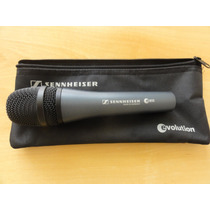 Microfone Sennheiser E-855, Novo
