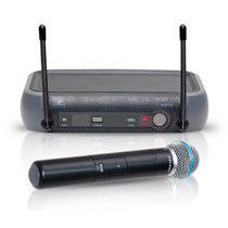 Microfone Sem Fio Arcano Argx100-bt58 = Shure Pgx24 Beta58