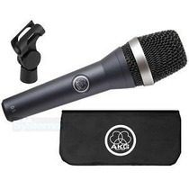 Microfone Akg D5 Supercardióide Dinâmico | Garantia E Nfe