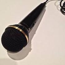 Microfone Professional Karaoke Aiwa Dm-h200 Preto Uni-direct