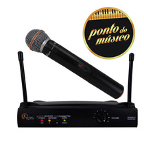 Microfone Sem Fio Kadosh Kdsw-401m Nota Fiscal L O J A