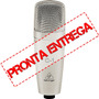 Microfone Condensador Behringer C-1 Original C1