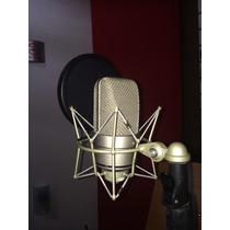 Microfone Neumann Tlm 104 Zerado Pouquissimo Uso