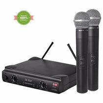 Promoção! Leson Ls802-ht/ht Mão Mão Microfone Sem Fio
