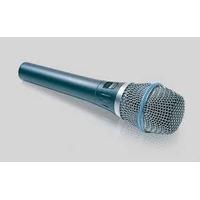 Microfone Shure Beta 87a Com Fio