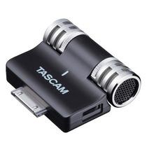 Tascam Im2 - Microfone De Gravação Para Iphone & Ipad