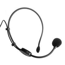 Le Son Hd75-r Microfone De Cabeça Auricula Frete Grátis