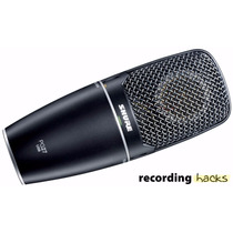 Shure Pg27-usb Usb Condenser Mic Microfone