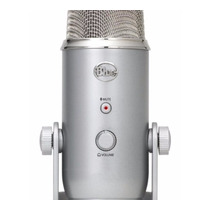 Blue Yeti Studio Usb Microphone Bundle With Izotope Nectar A