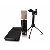 Microfone Usb M-audio Vocal Studio Condensador ( Mxl,akg)
