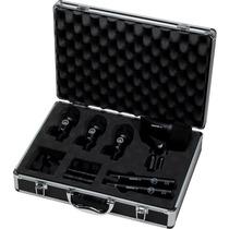 Kit De Microfone P/ Bateria 6 Peças Akg Live Groove Pack