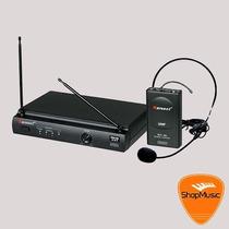 Microfone S/ Fio Karsect Kru-301 Headset