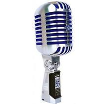 Microfone Com Fio Shure Super55 Clássico