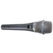 Shure Beta 87a Supercardioid Condenser Microfone