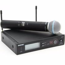Microfone Shure Slx24/beta58
