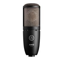 Microfone Condensador Akg Perception 220   Estúdio   P220