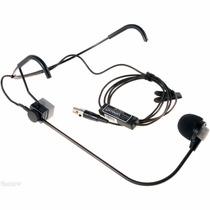 Microfone Crown Headset Cm 311l P/ Shure Ou Akg (19492)