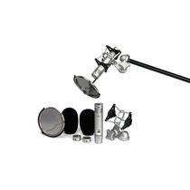 Frete Grátis Samson Cl2 Kit De Microfone Condensador