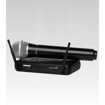 Shure Svx24br/pg28-p12 Microfone Sist S/ Fio - Frete Grátis
