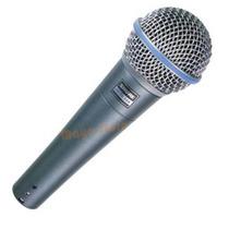 Microfone Shure Beta 58a Supercardióide Vocal Profissional