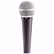Shure Sm48-lc Dynamic Cardioid Vocal Microfone