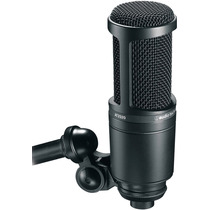 Microfone Audio Technica At2020 Nota Fiscal