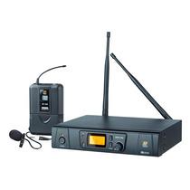 Microfone Sem Fio Staner, Modelo Srw 48s Lapela