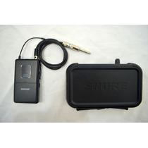 Shure Pgxd1 Transmissor S/ Fio + Shure Pgxd4 Receptor S/ Fio