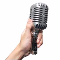 Sjuro Arcano Ótimo Microfone Retro Vintage Series Vt-35-pl
