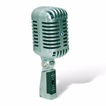Sjuro Microfone Vintage Series Arcano Com Bag Vt-35-pl Retro