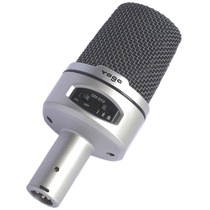 Microfone Com Fio Para Estúdio Dm858 Yoga