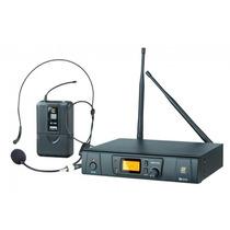 Microfone S Fio Staner Srw48s Bt48 Ht9a Headset Nf Garantia
