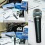 Vendo Microfone Shure Beta 57