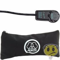 Microfone Captador Akg C411l P/ Instrumentos De Cordas