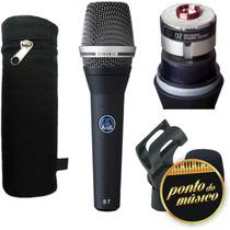 Microfone Profissional Akg D7 P/ Vocal Dinâmico Promoção