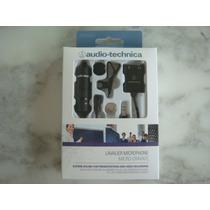 Microfone De Lapela Audio-technica Atr3350is Iphone Android