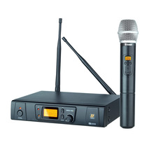 Microfone Sem Fio Staner, Modelo Srw 48 S - Mão