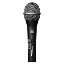 D88 S: Microfone Profissional Akg D88s Com Cabo E Cachimbo.