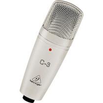 Microfone Condensador - C 3 - Behringer