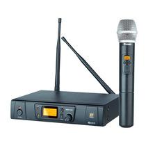 Microfone Sem Fio Staner, Modelo Srw-48s Mão