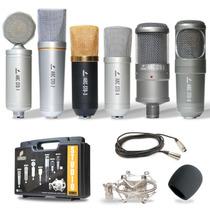 Fg Arcano Microfone Para Estúdio Series Arc-std Completo