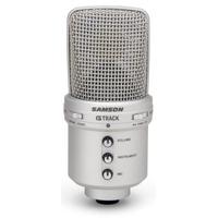 Samson G Track . Microfone Condensador Com Conexão Usb . Nfe