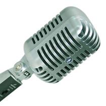 Sjuro Microfone Vt-35-pl Vintage Series Elvis Retro Arcano