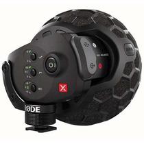 Ritmus : Rode Stereo Videomic X : Microfone P/ Câmeras Vídeo