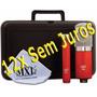Kit Microfones Condensadores Mxl-550/551 - Audio Tecnhica