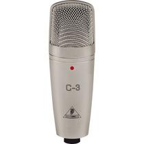 Microfone Condenser Behringer C 3