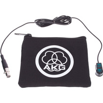 Microfone Para Instrumentos Akg C 411 L (1 Ano De Garantia)