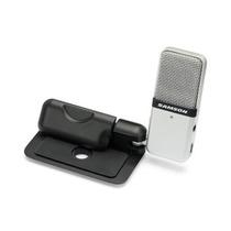 Samson Go Mic C/ Clip Microfone Condensador Portátil Usb
